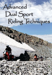 ADVANCED DUAL SPORT RIDING TECHNIQUES DVD