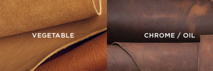Chrome Tanned vs Vegetable Tanned Leather; Which is Better?