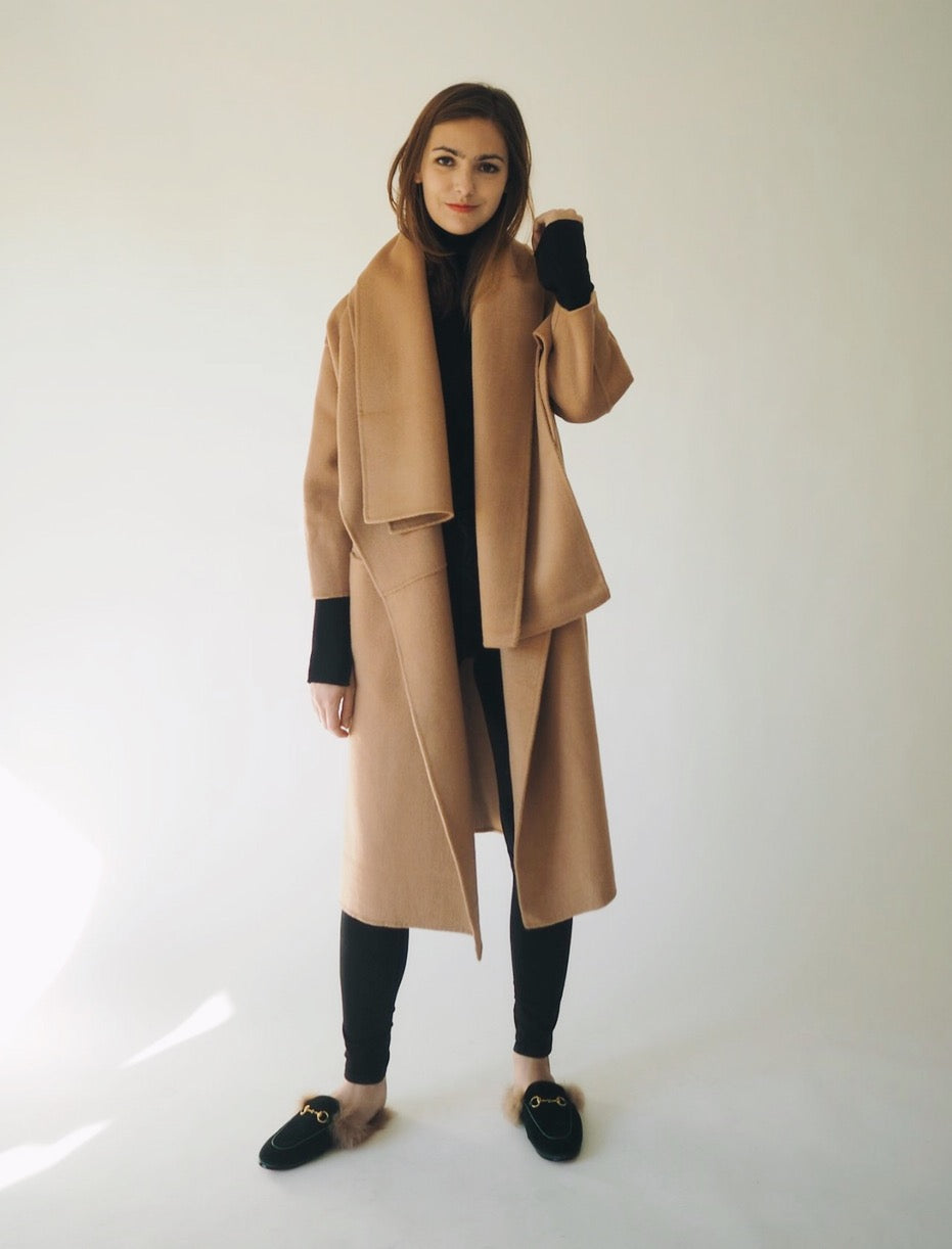 Micala The Ultimate Wool Coat