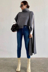 Emily Cape Sweater
