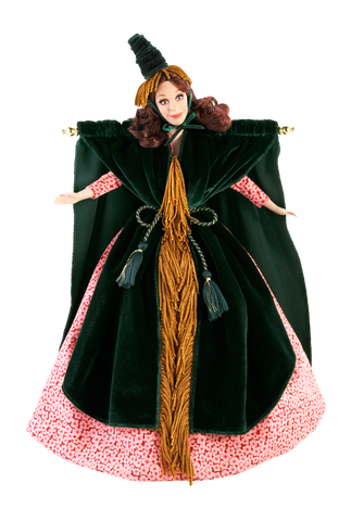 Bob Mackie Went with the Wind! The Carol Burnett Show Doll
