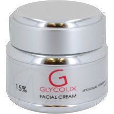 Glycolic skin cream for anti-aging