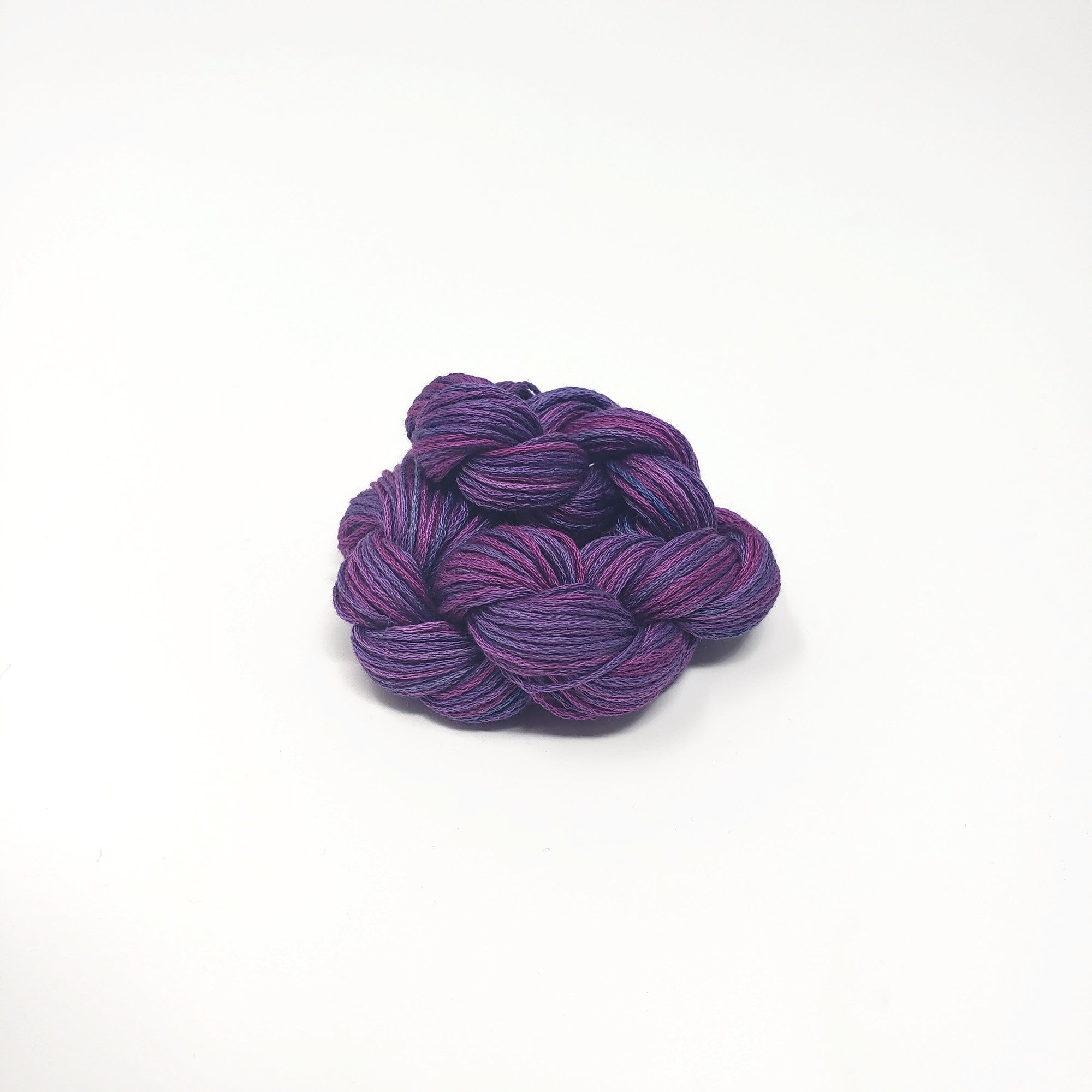 Evil Queen Hand- Dyed silk