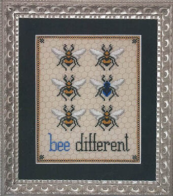 Bee Different by The Blackberry Rabbit