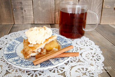 Don't forget dessert // Pie & tea & other matches made in heaven