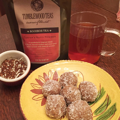Pecan, Maple & Oat Power Balls + our secret ingredient