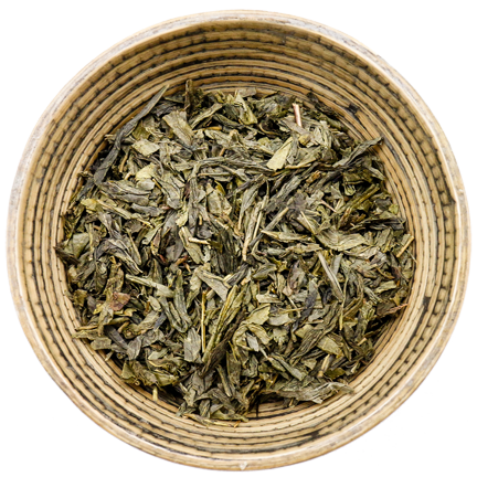 Vanilla green tea
