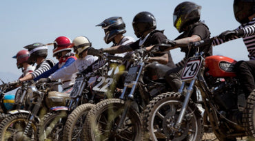 HELL ON WHEELS // GLEN HELEN