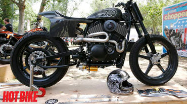 Hot Bike Speed and Style Fabrication Showdown powered by Harley-Davidson