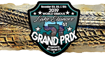 Lake Elsinore Grand Prix<br>Nov 8 - 10, 2019