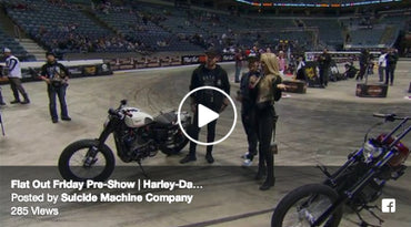 Flat Out Friday Pre-Show | Harley-Davidson