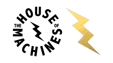 House of Machines in Los Angeles- The Golden Bolt<br>July 13, 2018