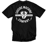 SM FLD ENGINE TEE
