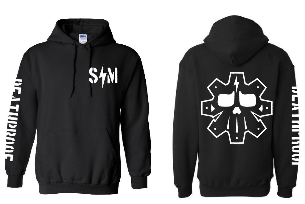 SMCO DEATHPROOF PULL OVER HOODY