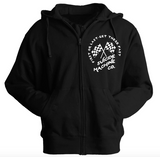 SMCO RACE ZIP HOODY