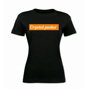 Crystal Pusher Tee