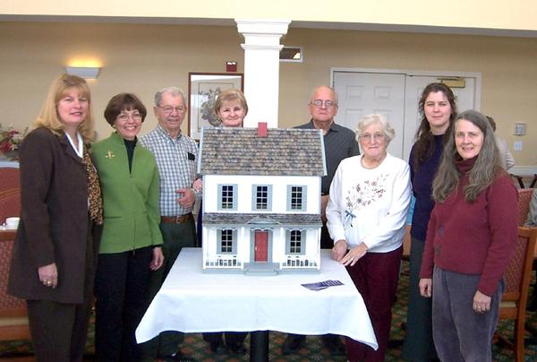 Dollhouses for a Cause Program