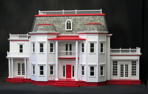 Let Real Good Toys Build A Custom Finished Dollhouse Just For You