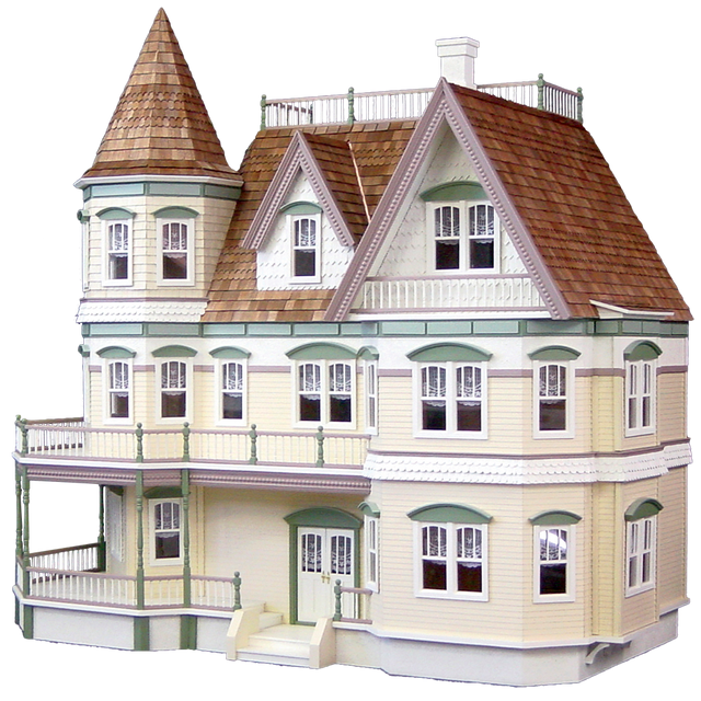 Realgoodtoys Com Official Site Of Wooden Dollhouse Kits