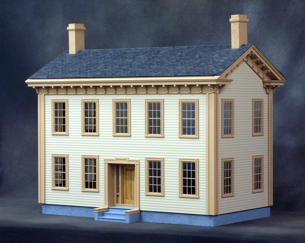 Dollhouse Kit Kits Wooden Heirloom Quality