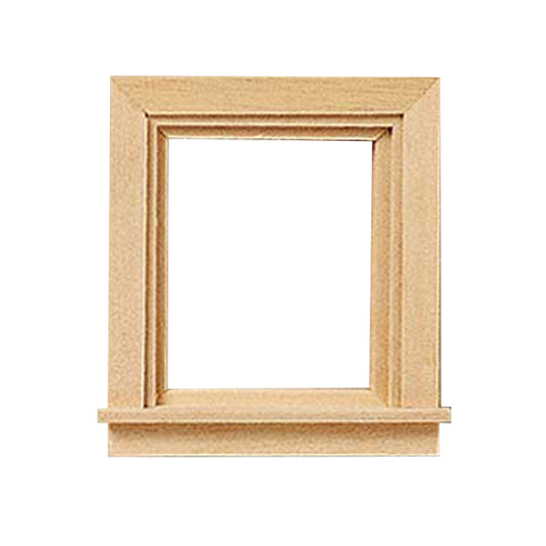Traditional Dollhouse Dormer Window