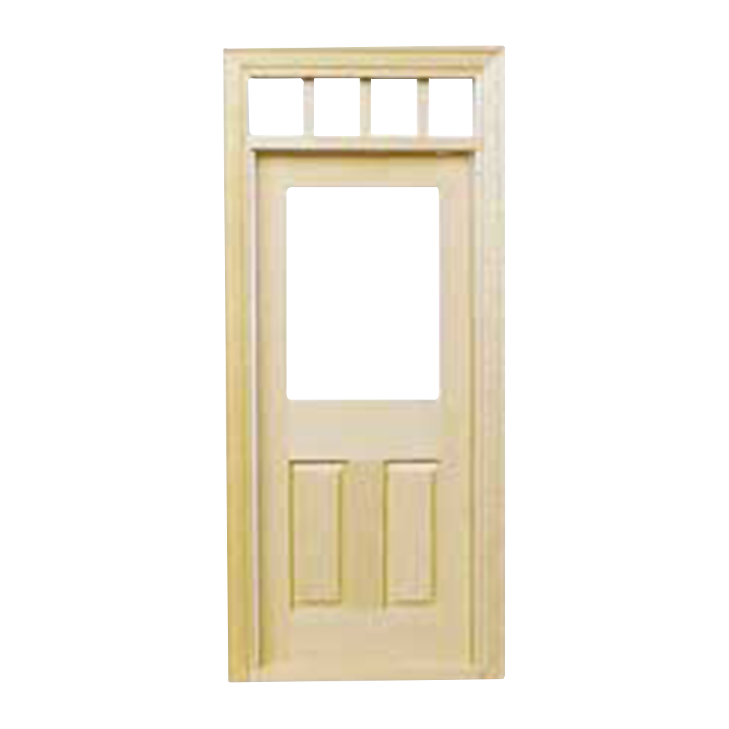 Traditional Exterior Door
