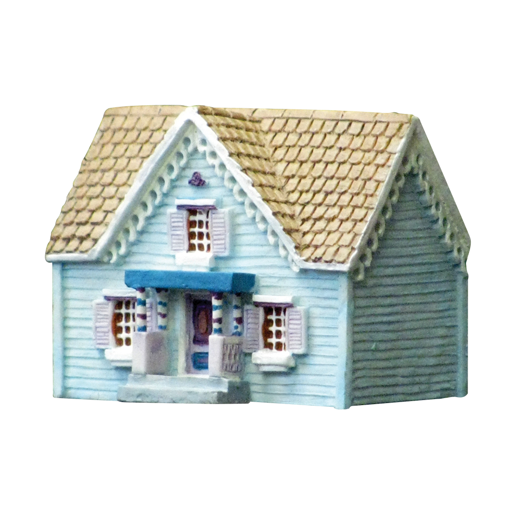 miniatures miniature pin cottages dolls houses house cottage