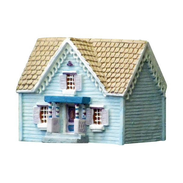 Kiwi Cottage Dollhouse Miniature