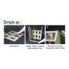 QuickBuild™ Imagination House Dollhouse Kit