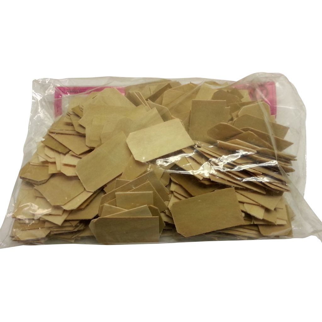 Playscale® Wooden Octagonal Shingles (300)