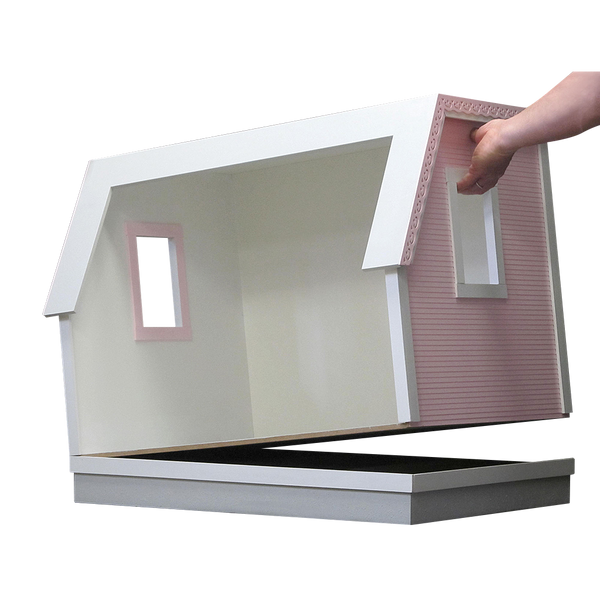 My Dreamhouse Dollhouse Kit For 18 Inch Dolls Real