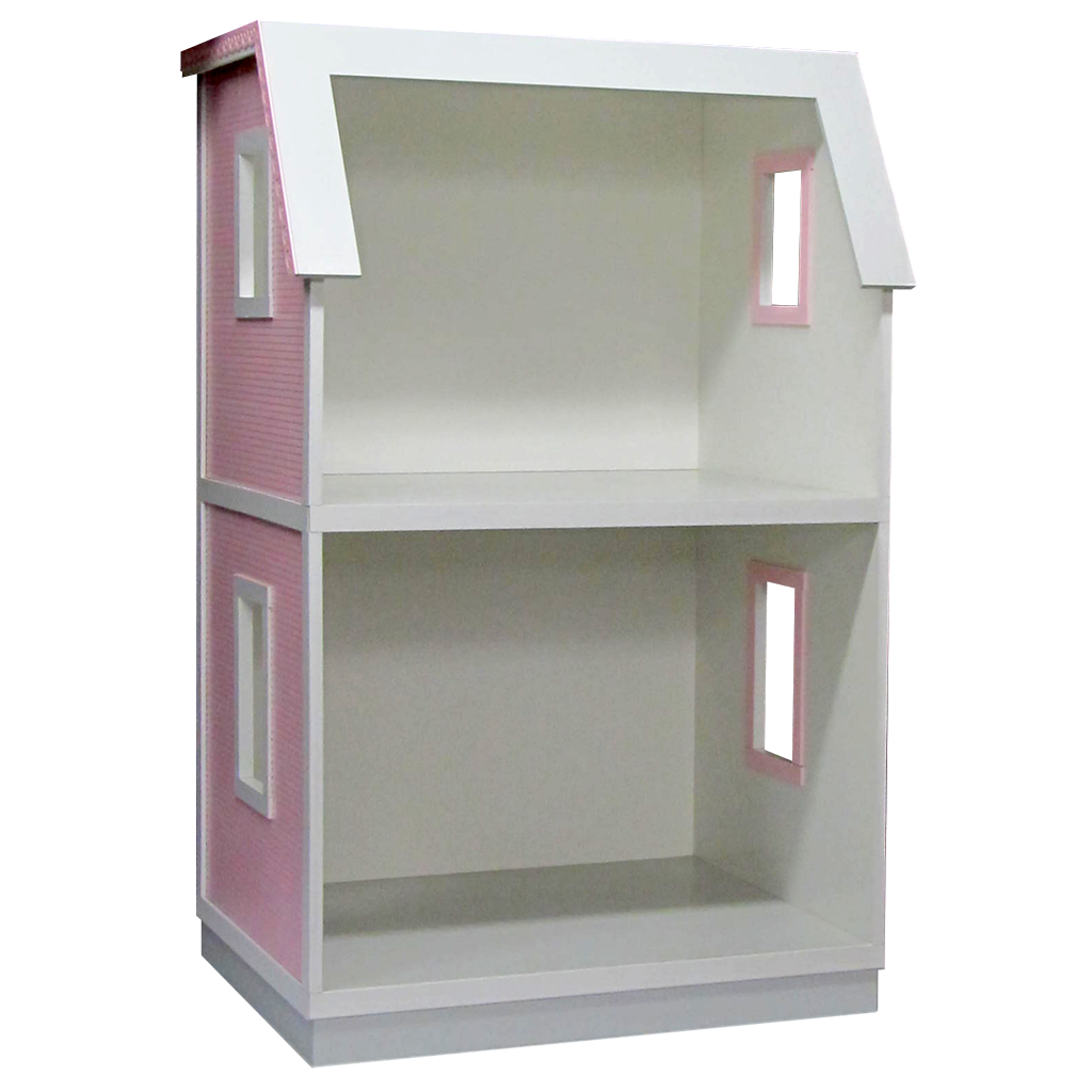 My Dreamhouse 2-Story Dollhouse Kit for 18 Inch Dolls – Real Good Toys