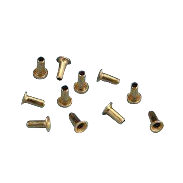 Dollhouse Wiring Small Hollow Eyelets 40 pack