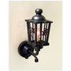 Ornate Coach Lamp Dollhouse Miniature Electrical Light