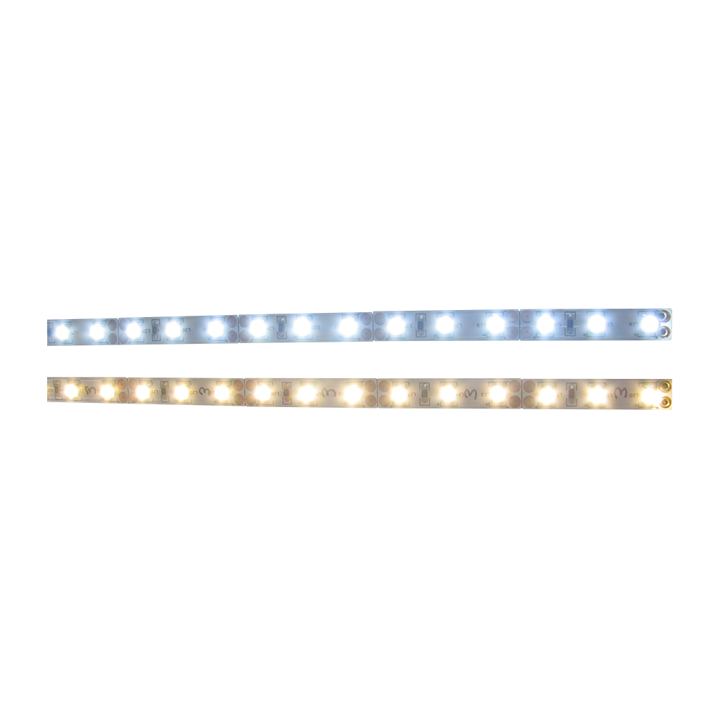 ExtraBrite© 12V LED Strips 12 Inch Pure White