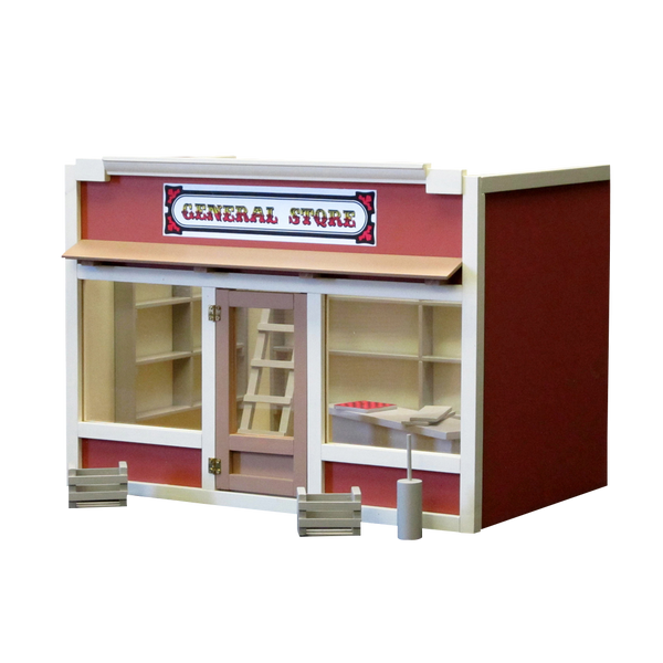 General Store Dollhouse Kit Real Good Toys