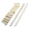 1/2 Inch Scale Log Interior Dollhouse Stair Kit