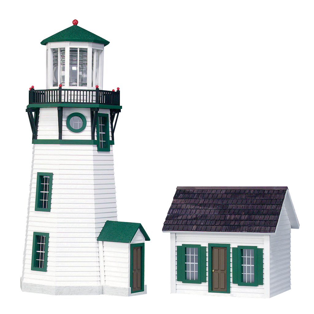 1/2 Inch Scale New England Lighthouse Kit