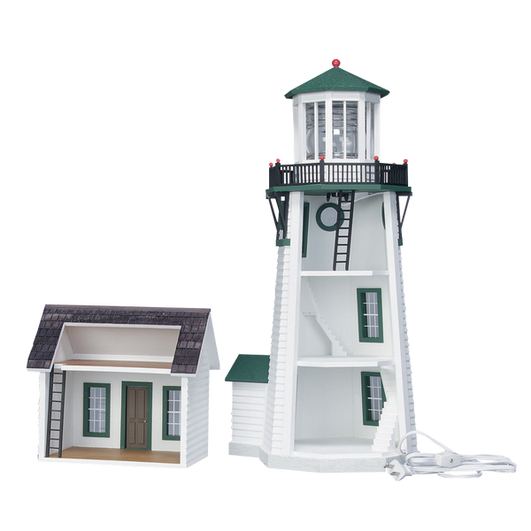 1 2 Inch Scale New England Lighthouse Kit Real Good Toys