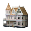 Queen Anne Dollhouse Kit