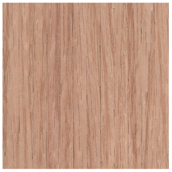 Houseworks Red Oak Dollhouse Wood Flooring Self-Adhesive Sheet