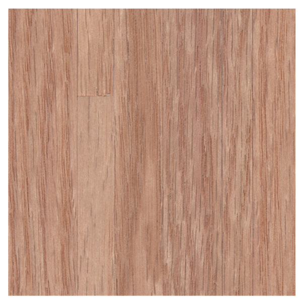 Houseworks Red Oak Random Plank Dollhouse Wood Flooring Self-Adhesive Sheet