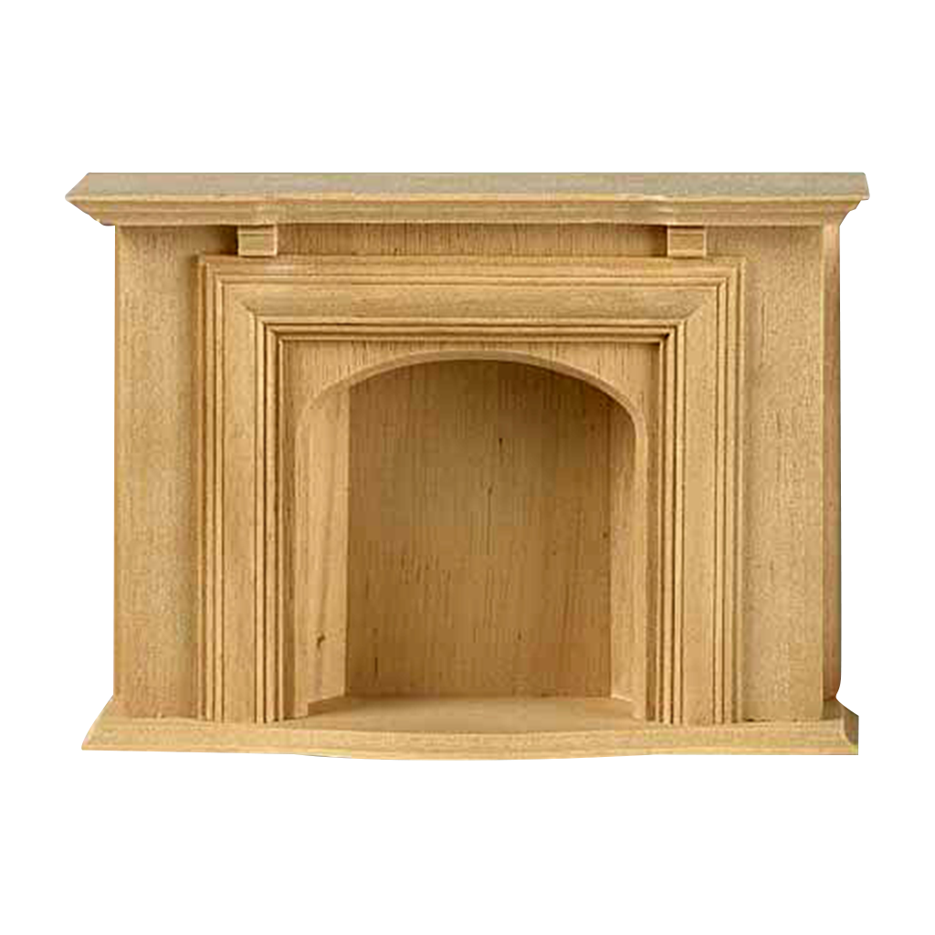 houseworks dollhouse miniature jamestown fireplace available at