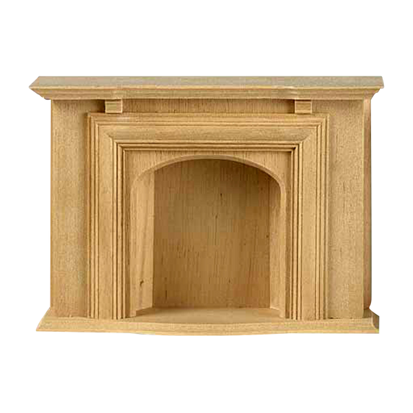 Houseworks Jamestown Dollhouse Fireplace