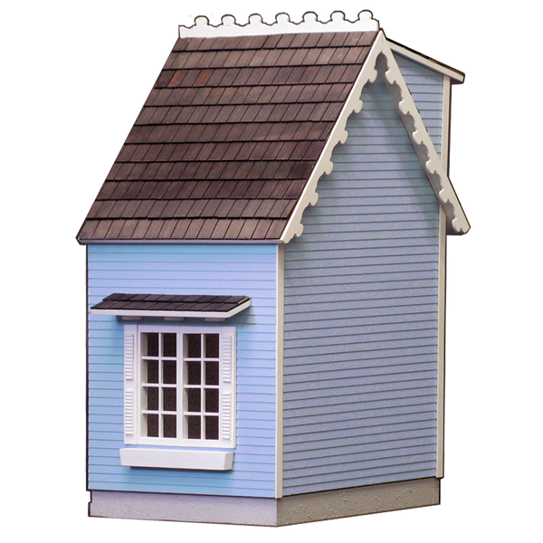 Imagination House 2-Story Dollhouse Addition