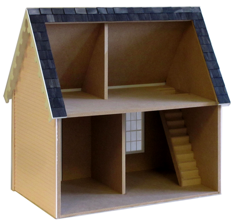 He-Shed, She-Shed Mini Contest featuring Real Good Toys Keeper's House dollhouse kit