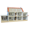 Colonial Dollhouse Addition Milled MDF - 1011