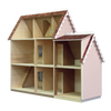 Colonial Junior Dollhouse Addition Milled MDF