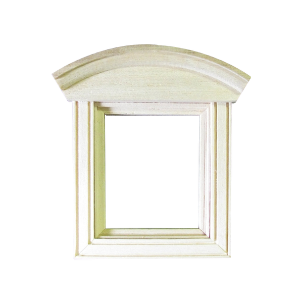 Queen Anne Dollhouse Dormer Window