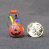 1 Inch Scale Decorated Pumpkin Dollhouse Miniature